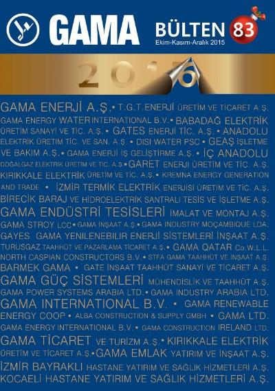 GAMA Bulletin 83