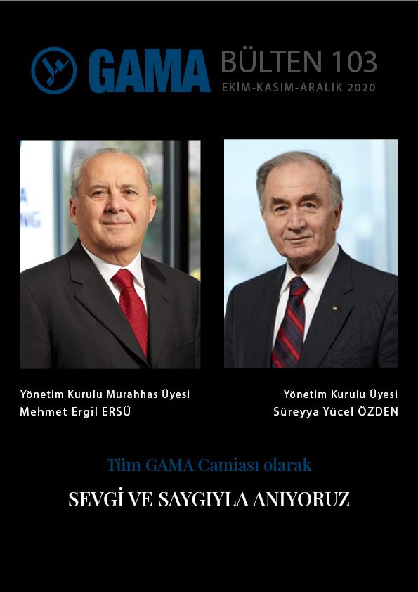 GAMA Bulletin 103